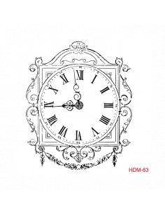 Szablon Home Decor mini rozm.25x25cm HDM63
