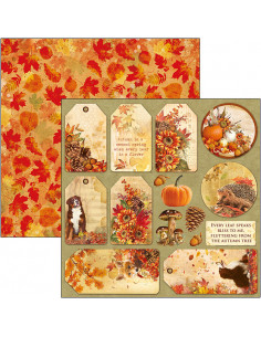 Sound Of Autumn rozm. 30,5x30,5cm CBSS080